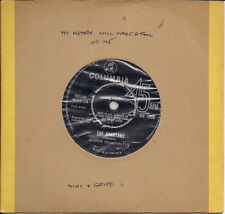 "Sounds Incorporated The Spartans UK 45 7"" single +Detroit"