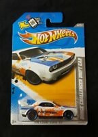 Hot Wheels - HW Code Cars '12 #4/22 - Dodge Challenger Drift Car