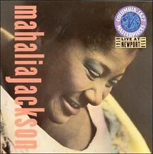 Live at Newport 1958 by Mahalia Jackson (CD Legacy) NEW & SEALED OOP
