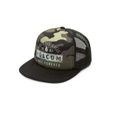 Volcom dont Even Trip Hat Dark Camo O/s