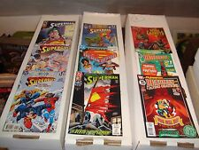 DC Comic Book Lot Of 46 FN - NM Condition Heavy On Batman / Superman