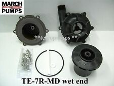 March TE-7R-MD wet end kit 0155-0165-0100