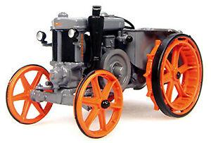 Landini Velite VL30 1935 Tractor Tug Gray + Orange Grey 1:43