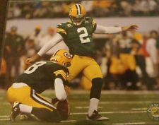 MASON CROSBY 8X10 PHOTO GREEN BAY PACKERS PICTURE NFL FOOTBALL