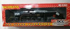 HO scale BACHMANN # 51814 CANADIAN NATIONAL 2-6-0 Steam Loco CN 409 DCC & SOUND