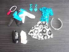 Monster High Frankie Stein tenues Mattel