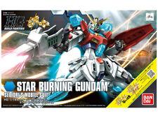 1/144 HGBF Star Burning Gundam - Bandai Model Kit - Neuware