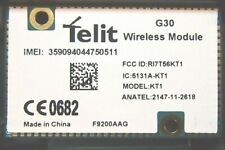 TELIT G30 WIRLESS MODULE F9200AAG With U.FL SUPPORT GSM (850/900/1800/1900MHZ)