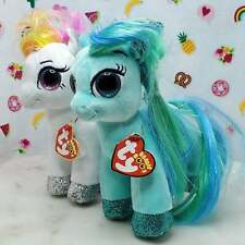 """My Little Pony Action Plush Set of Two 4.5"""" Topaz and Starr"""