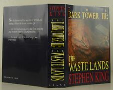 STEPHEN KING Dark Tower III: The Waste Lands SIGNED LIMITED EDITION