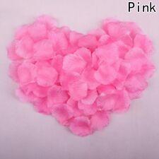 1000pcs Flower Rose Petals Wedding Party Table Decoration Floral Confetti Decor