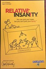 Relative Insanity - Party Game Family Fun Cards by Jeff Foxworthy