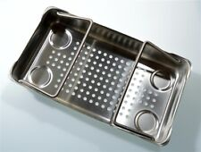 Stainless Sterilization Basket Tray Autoclave