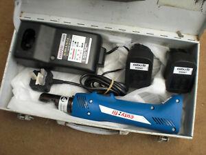 Klauke Mini EBS Hydraulic Stud Bolt Cable Cutter 8.5mm 15kN novopress rems