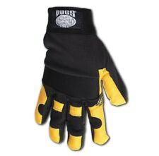 New! PUGS Tech All Trades Touchscreen Work Gloves, Reinforced Palm Lg - XL