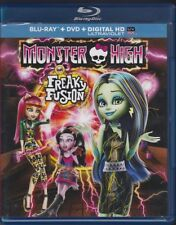 MONSTER HIGH Freaky Fusion Blu-Ray (DVD not included)
