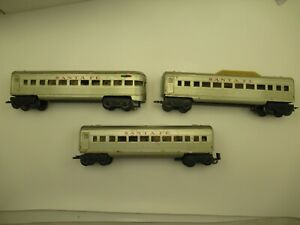 1 piece Fits vintage CP engines 1 Bright Nickel Marx O gauge Metal smoke stack