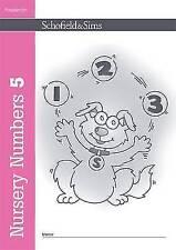 Nursery Numbers Book 5 by Sally Johnson (Paperback, 2000)