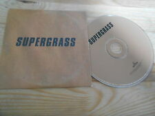 CD Punk Supergrass - Same (12 Song) Promo PARLOPHONE cb