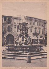 FAENZA - Fontana Monumentale