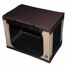 NEW!!! KENNEL For Small Dogs.Peter Gear Inc Travel-Lite Soft Crate in Sahara