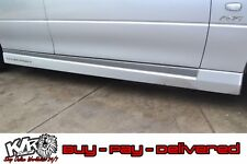 Genuine Holden VY HSV Clubsport R8 Sedan Side Skirt 470G Silver Right VZ - KLR