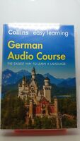 Easy Learning German Audio Course