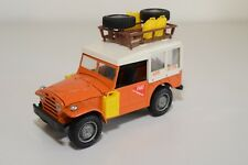 E BARLUX 73050 FIAT CAMPAGNOLA SAFARI RALLY ALGIERS NEAR MINT CONDITION