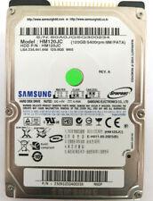 """SAMSUNG HM120JC   120GB   alte IDE Festplatte für Laptops   2,5"""" ►mit Rechnung"""