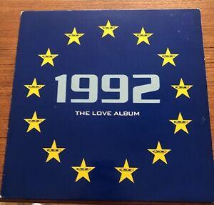 CARTER THE UNSTOPPABLE SEX MACHINE (CARTER USM) NM 1992 THE LOVE ALBUM – + INNER