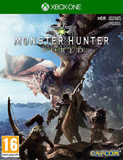 Monster Hunter World XBOX ONE IT IMPORT CAPCOM