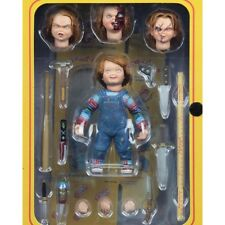 Chucky Plastic Action Figure TV, Movie & Video Game Action Figures