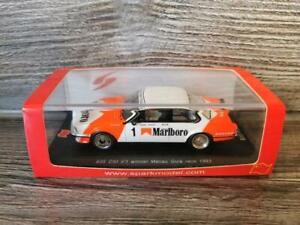 1:43 Spark BMW 635 CSi Marlboro Hans-Joachim Stuck Macau Guia Race 1983