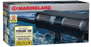 MarineLand Penguin Bio-Wheel Power Filter, Multi-Stage Aquarium Filter