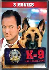 K-9 The Patrol Pack (James Belushi Mel Harris) K 9 K Nine New DVD