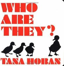 Who Are They? by Hoban, Tana