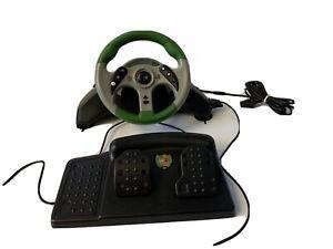 MadCatz MC2 Microcon  Racing Wheel and Pedals XBOX