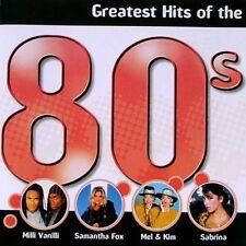 Greatest Hits Of The 80s:BALTIMORA,SAMANTHA FOX,OFF,SABRINA,MEL & KIM,BVSMP Neu