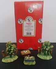 Vintage - Disney Enesco Home Grown Setting  264725 Set of 4