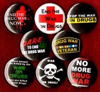 No Iran War WW3 Stop War Wars Politics Badges 1 Inch 25mm