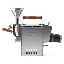 Kaldi New Wide Semi Direct Fire Motor Operated Coffee Roaster Full Set 0.66 LBS