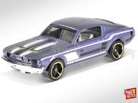 NEW 2018 Hot Wheels 315/365 Purple '67 Mustang #4/10 HW Then & Now - NIB