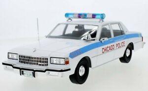 CHEVROLET Caprice - 1987 - Chicago Police - MCG 1:18