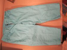 "Riders stretch capri jeans size 12 blue 32"" X 21"""
