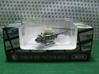 Vintage - ELICOTTERO dei CARABINIERI UH-1 Huey - 1/48 Franklin Mint B11E339 MIB