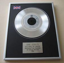 More details for dire straits sultans of swing platinum presentation disc