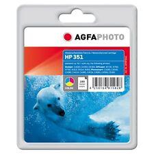APHP351C-CB337EE CARTUCCIA RIGENERATA AGFAPHOTO PER HP PHOTOSMART C4480