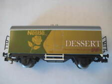 Marklin H0 4489-90701 SBB CFF Nestle Chocolate Refrigerator Box Car - LN