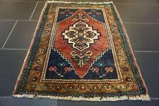 Feiner Handgeknüpfter Perser Orientteppich Yahiali Anatolien Old Carpet 90x70cm