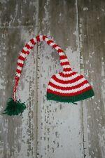 Elf Hat Crochet Newborn